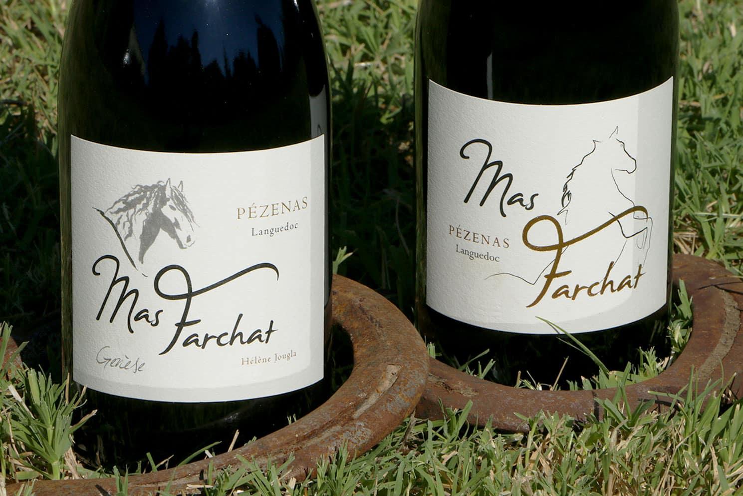 Nos cuvées de grands vins du Languedoc