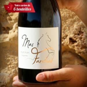 Cuvée Rouky AOP Languedoc-Pézenas / Couleur Rouge