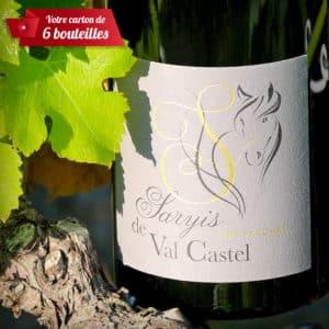 Cuvée Saryis de Val Castel | Mas Farchat