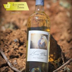 Cuvée l'Ecrin Blanc, Appellation Origine Protégée Languedoc